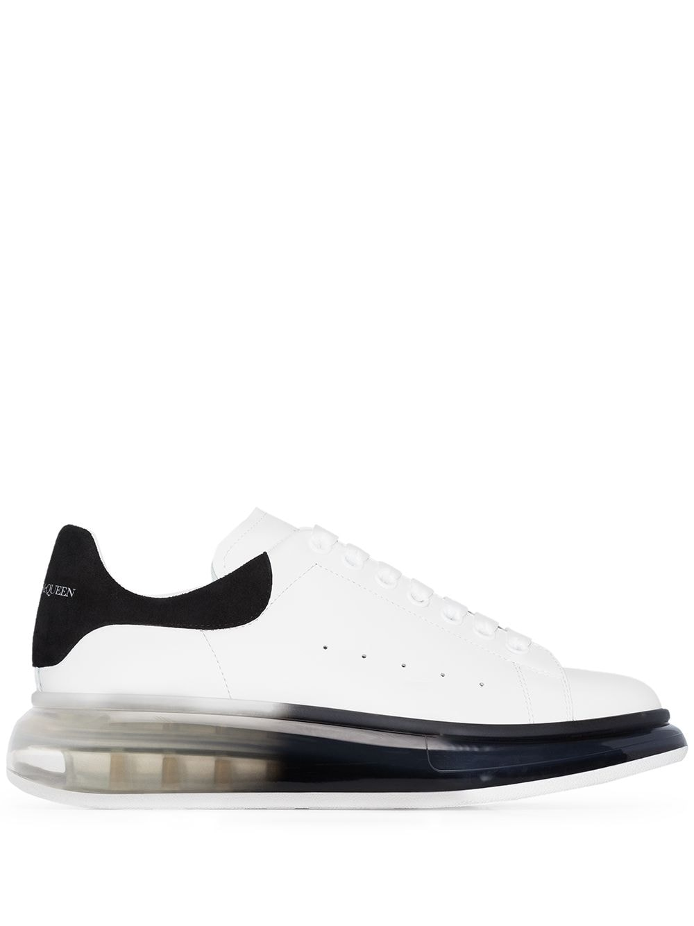 Alexander McQueen chunky Airbubble sneakers - White von Alexander McQueen