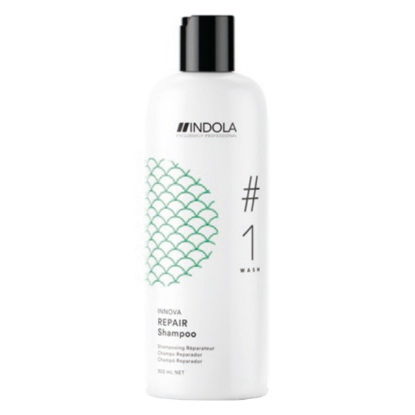 INNOVA Wash & Care - Repair Shampoo von Indola