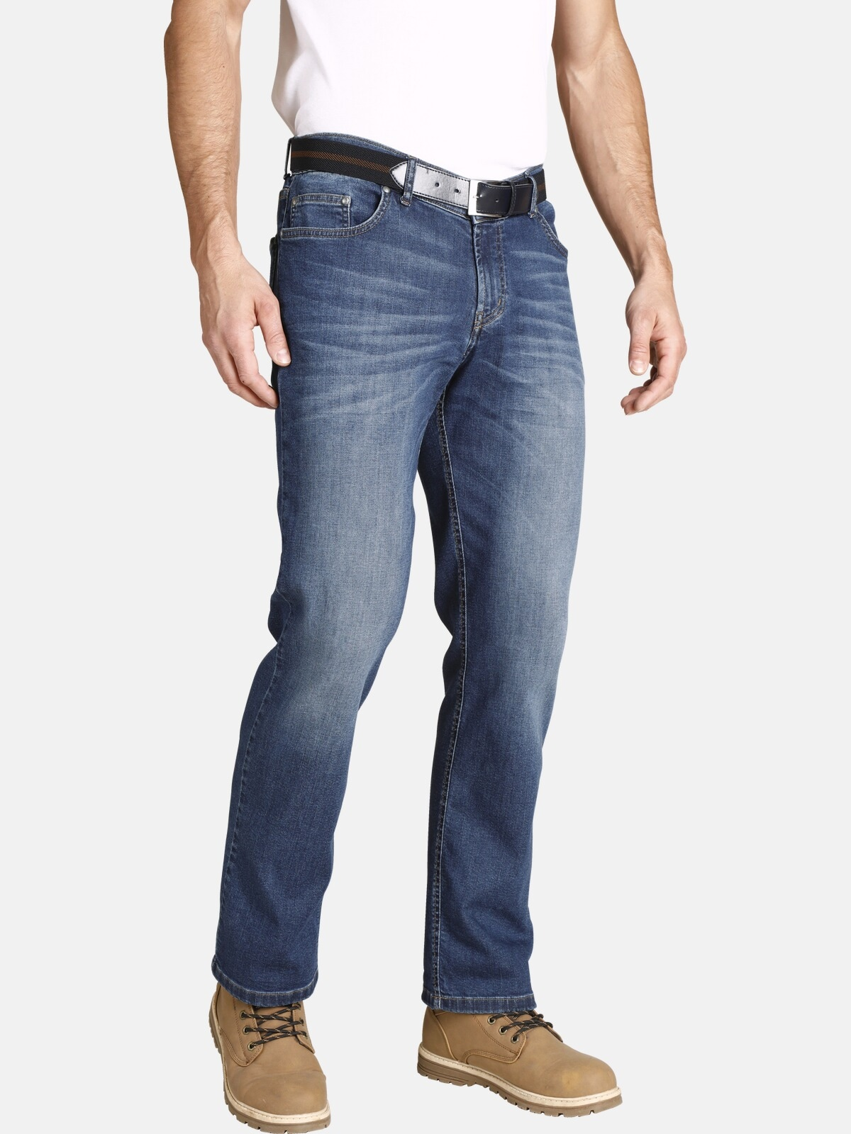 Jan Vanderstorm 5-Pocket-Jeans »JOEL« von Jan Vanderstorm