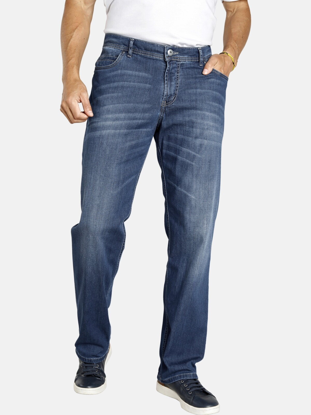 Jan Vanderstorm 5-Pocket-Jeans »WICKI« von Jan Vanderstorm