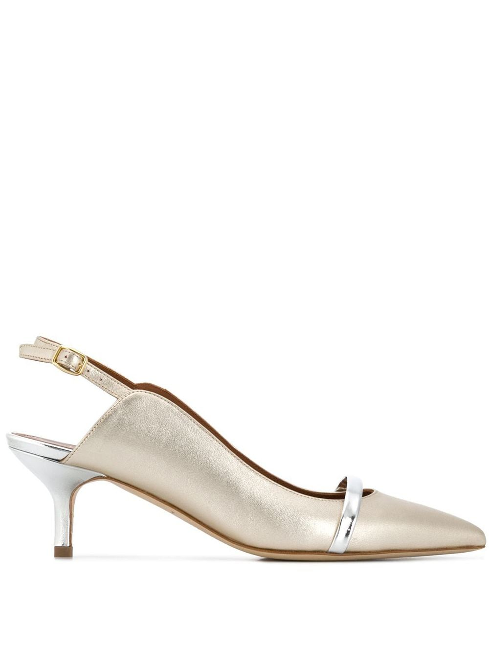 Malone Souliers Marion Luwolt pumps - GOLD von Malone Souliers