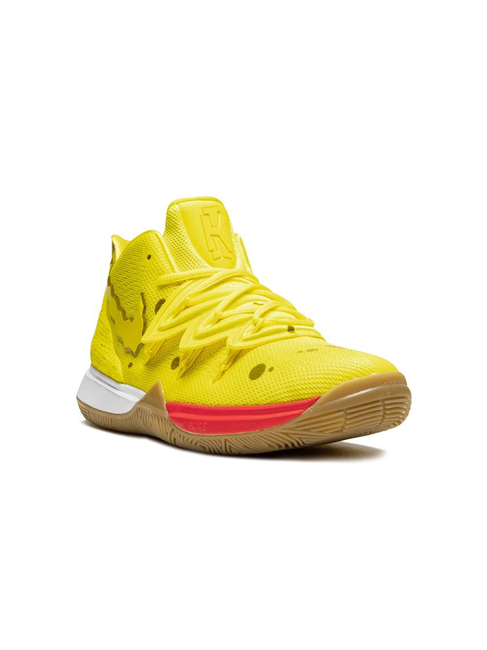 "Nike Kids Kyrie 5 ""Spongebob"" sneakers - Yellow von Nike Kids"