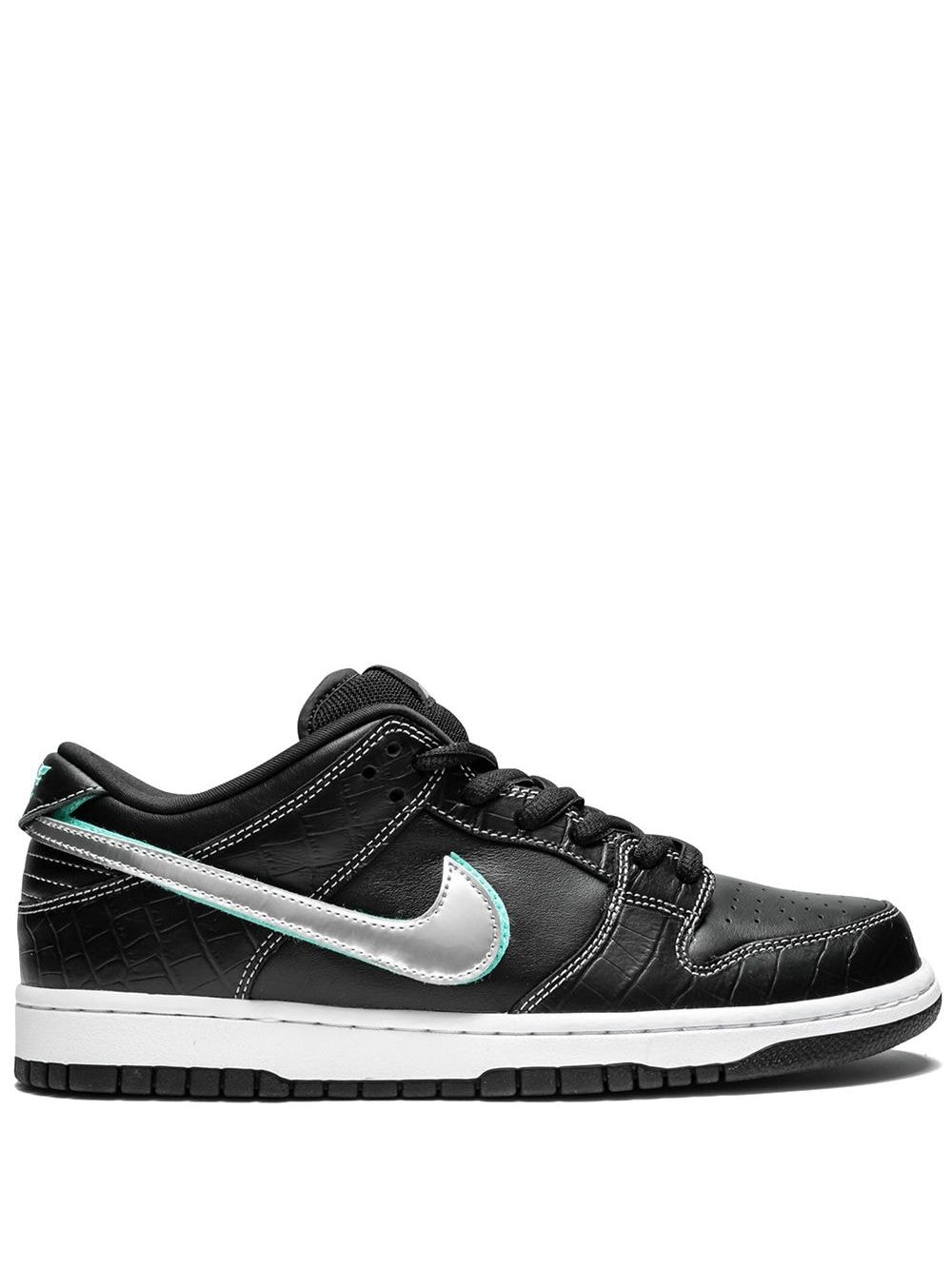 Nike Dunk Low Pro OG QS sneakers - Black von Nike