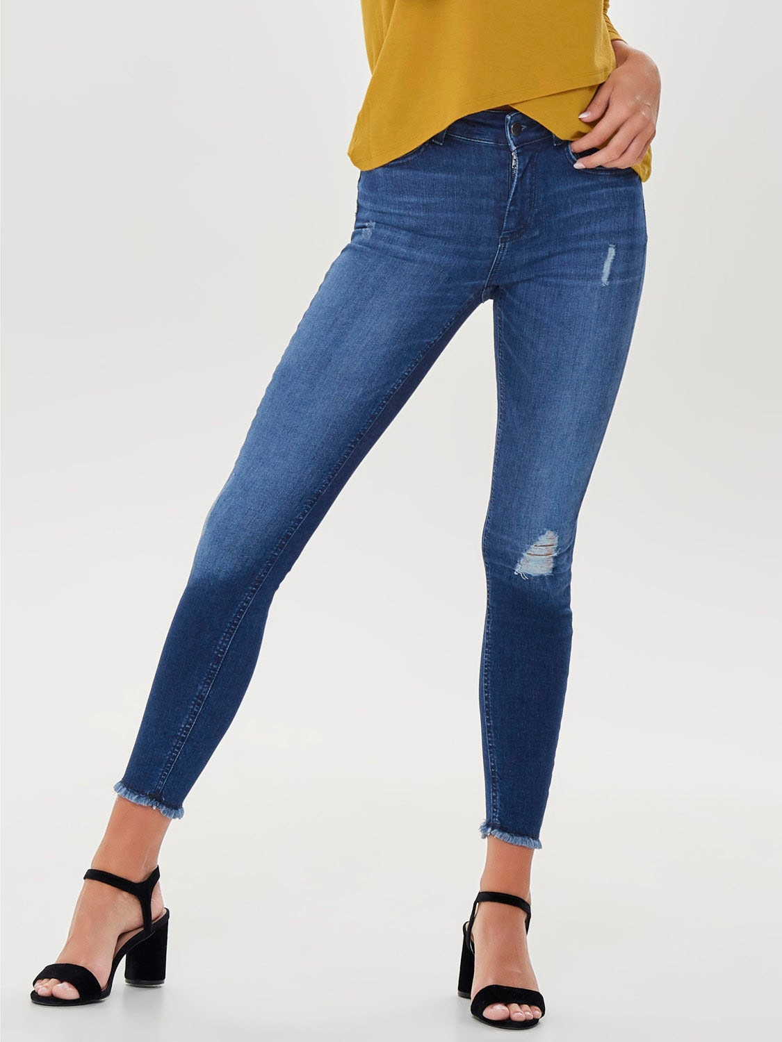 Only Skinny-fit-Jeans »BLUSH« von Only