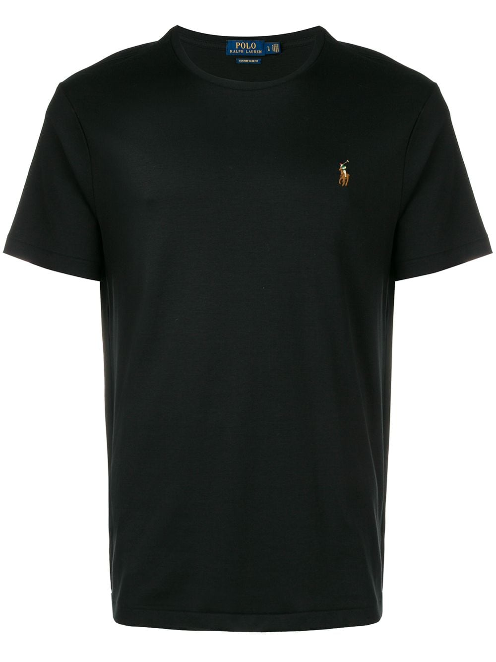 Polo Ralph Lauren logo T-shirt - Black von Polo Ralph Lauren