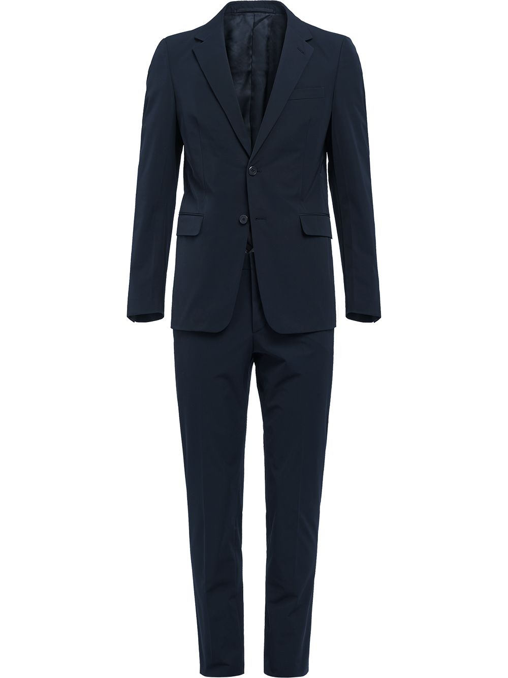 Prada single-breasted suit - Blue von Prada