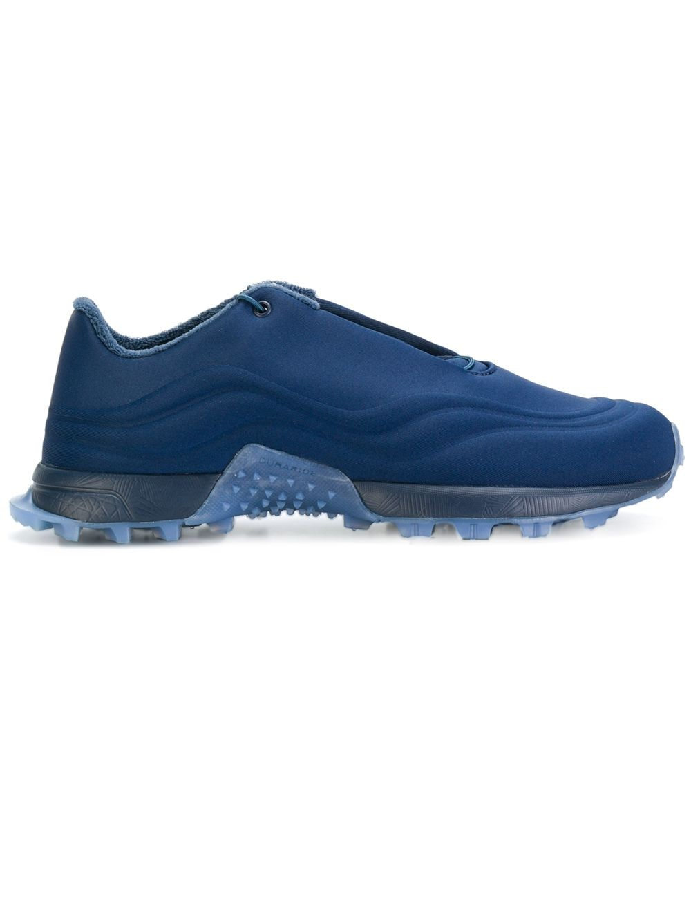Reebok ridged sole slip-on sneakers - Blue von Reebok