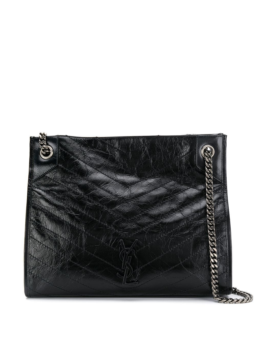 Saint Laurent Niki tote - Black von Saint Laurent