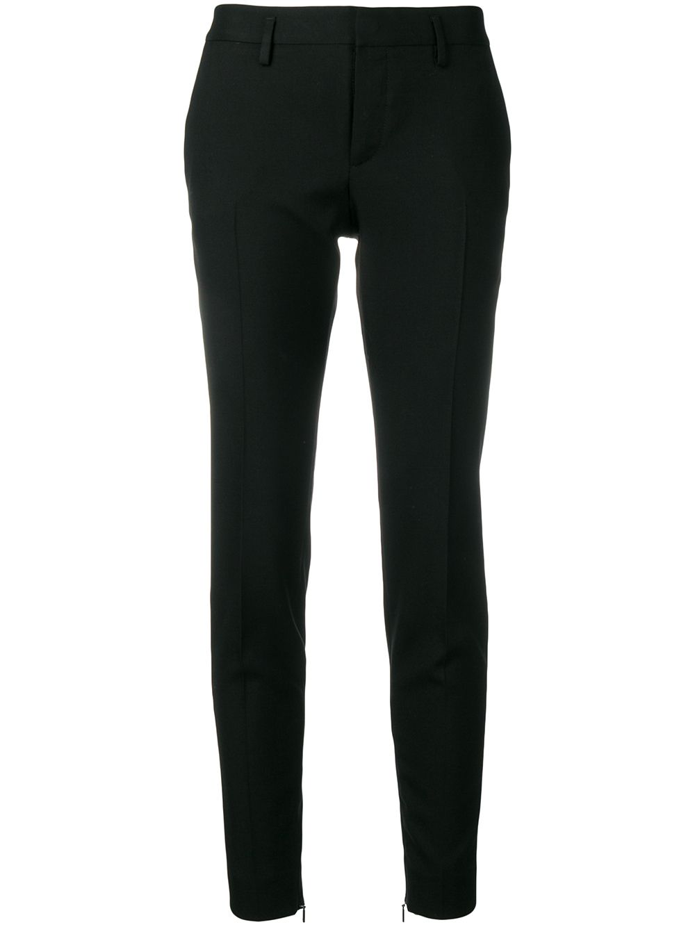 Saint Laurent tuxedo skinny trousers - Black von Saint Laurent