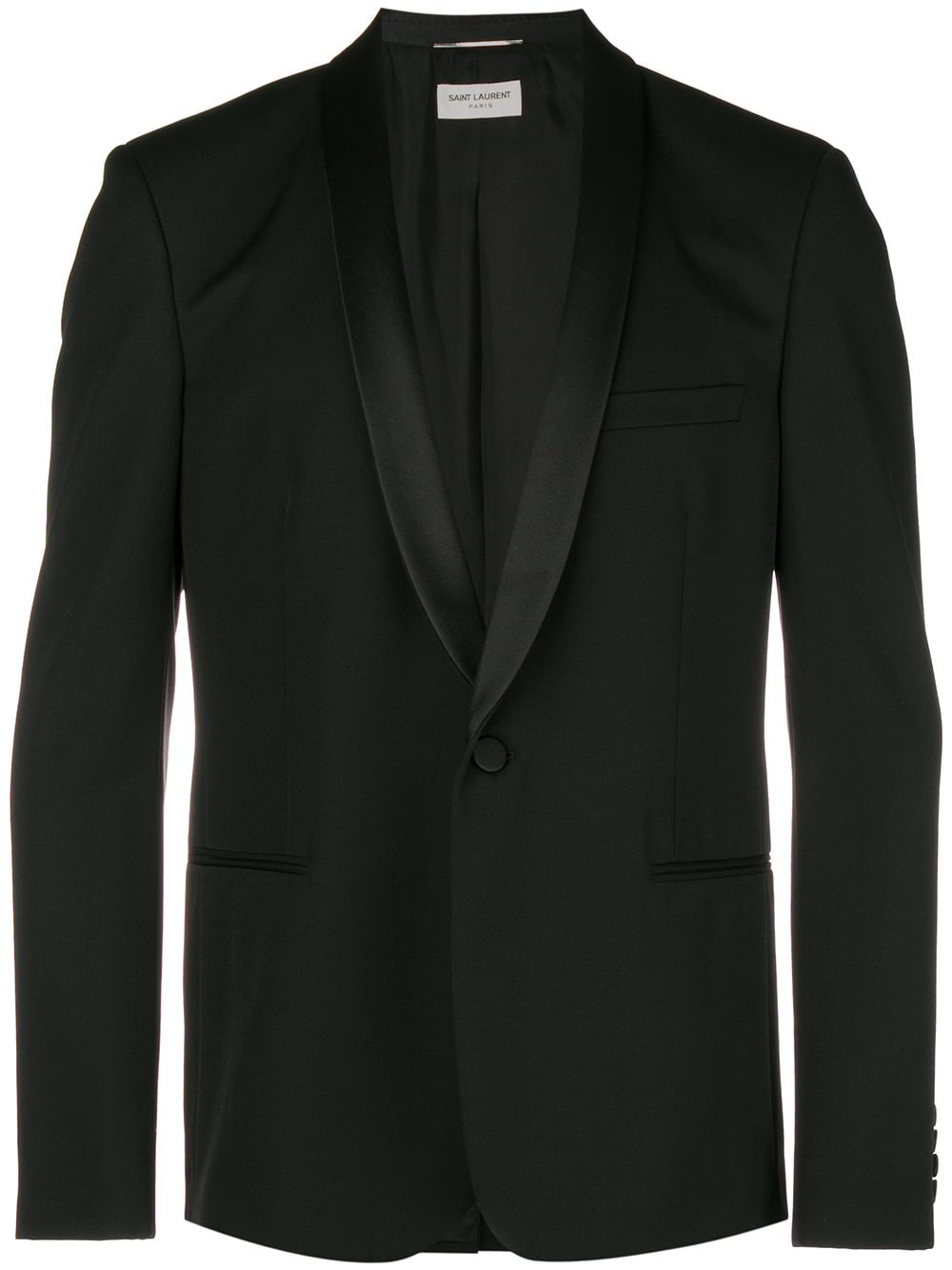 Saint Laurent dinner jacket - Black von Saint Laurent
