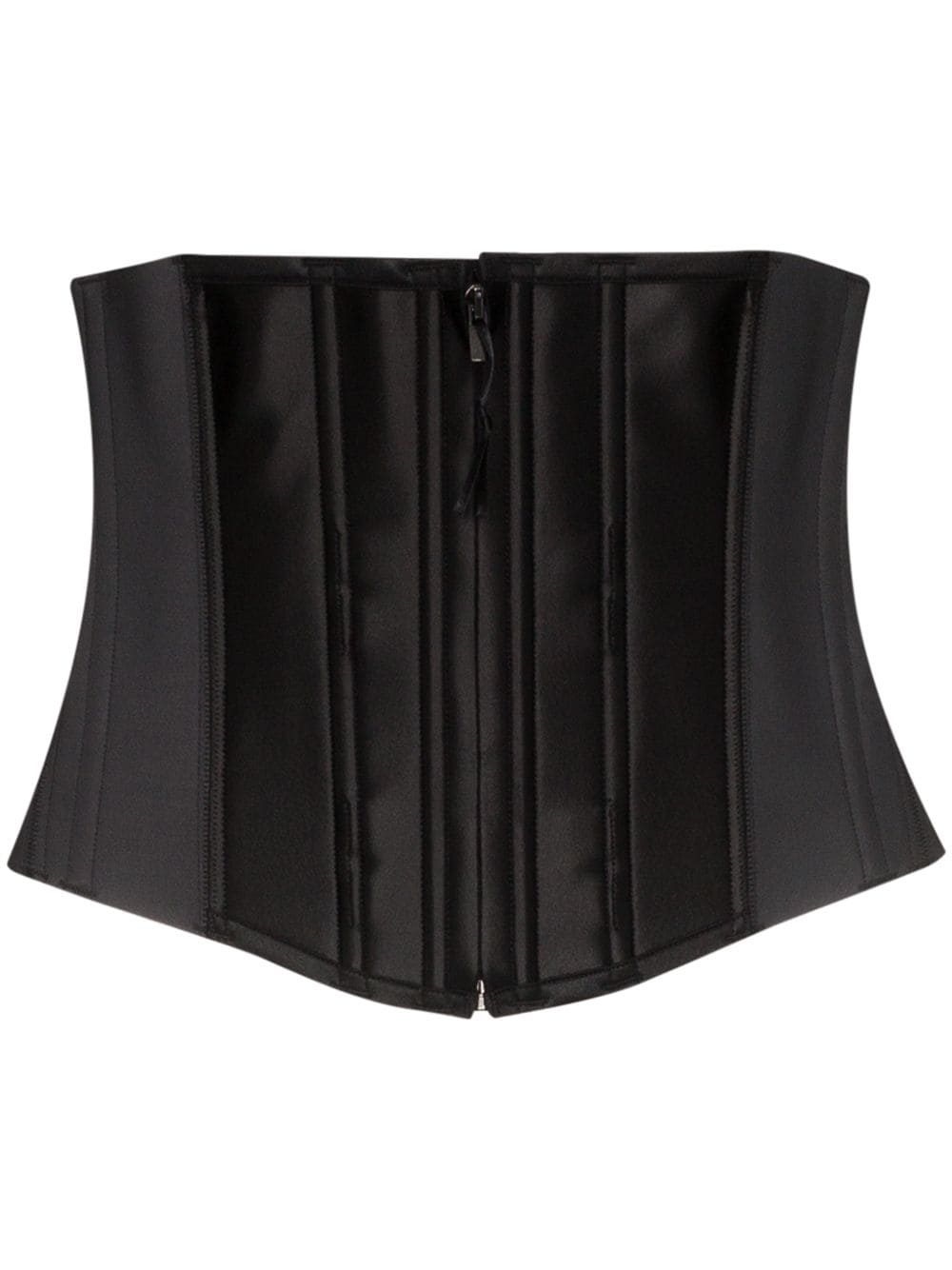 Spanx under sculpture waist cincher corset - Black von Spanx