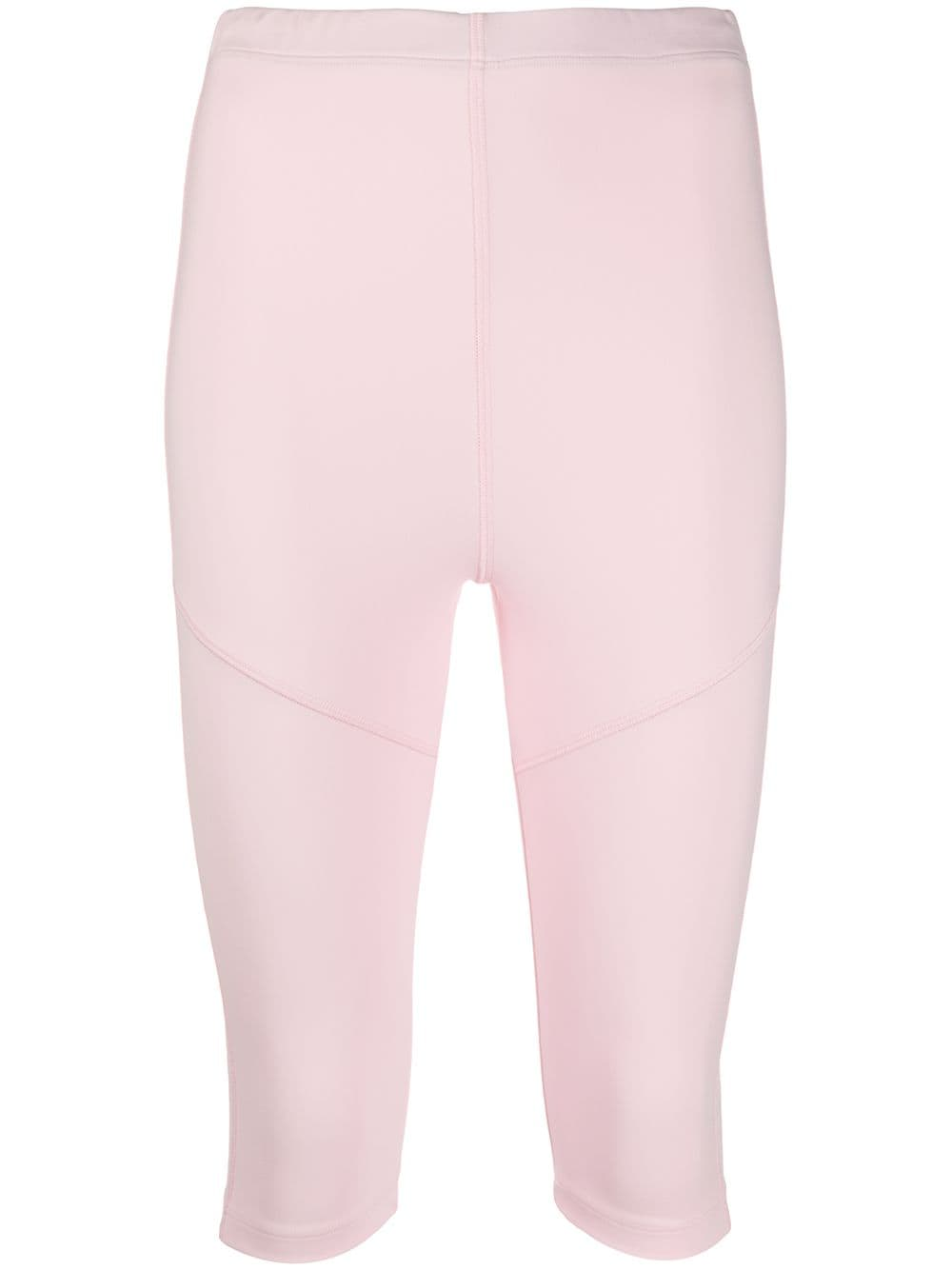 Styland cropped leggings - Pink von Styland