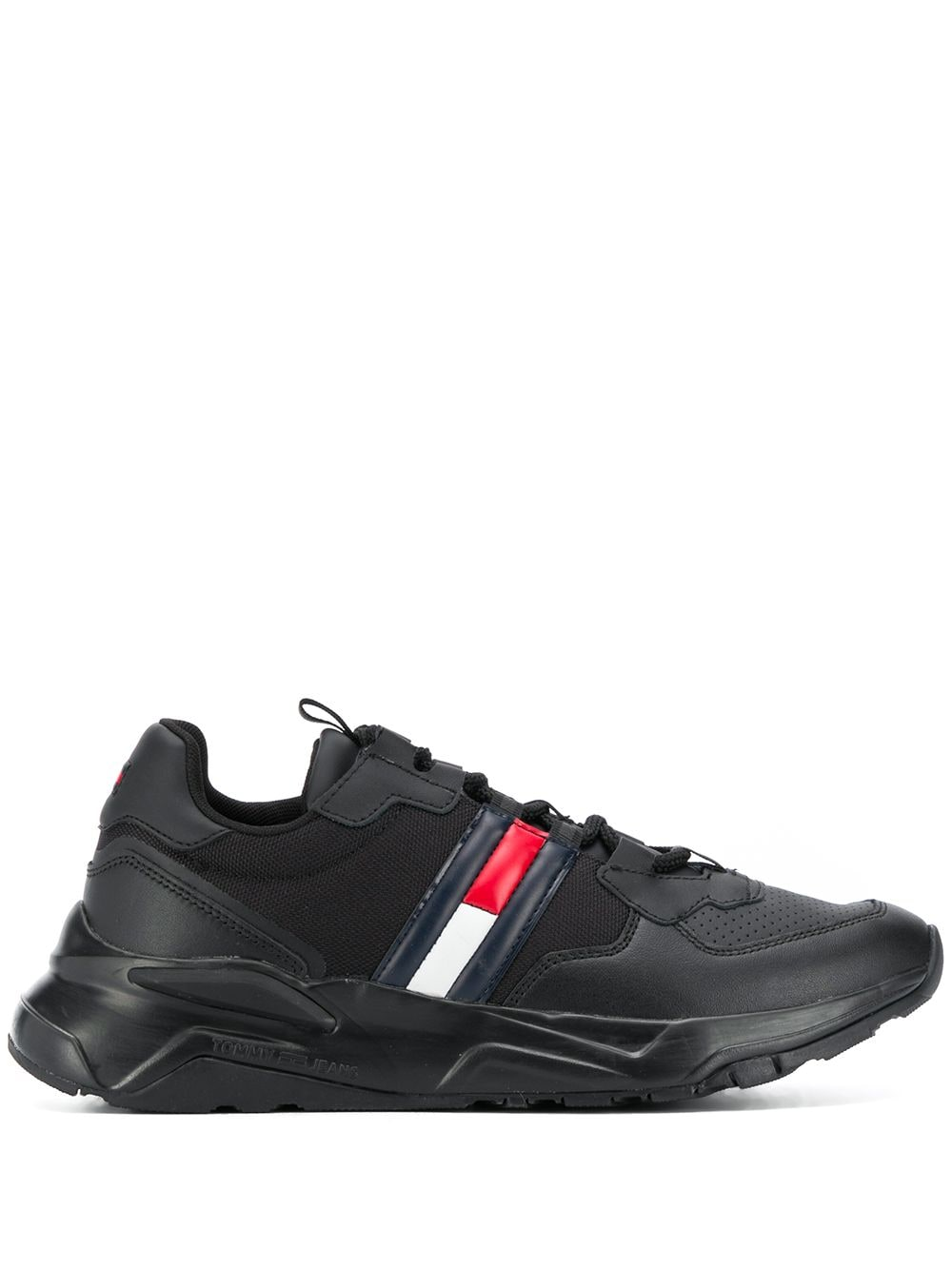 Tommy Jeans Scarpe running sneakers - Black von Tommy Jeans