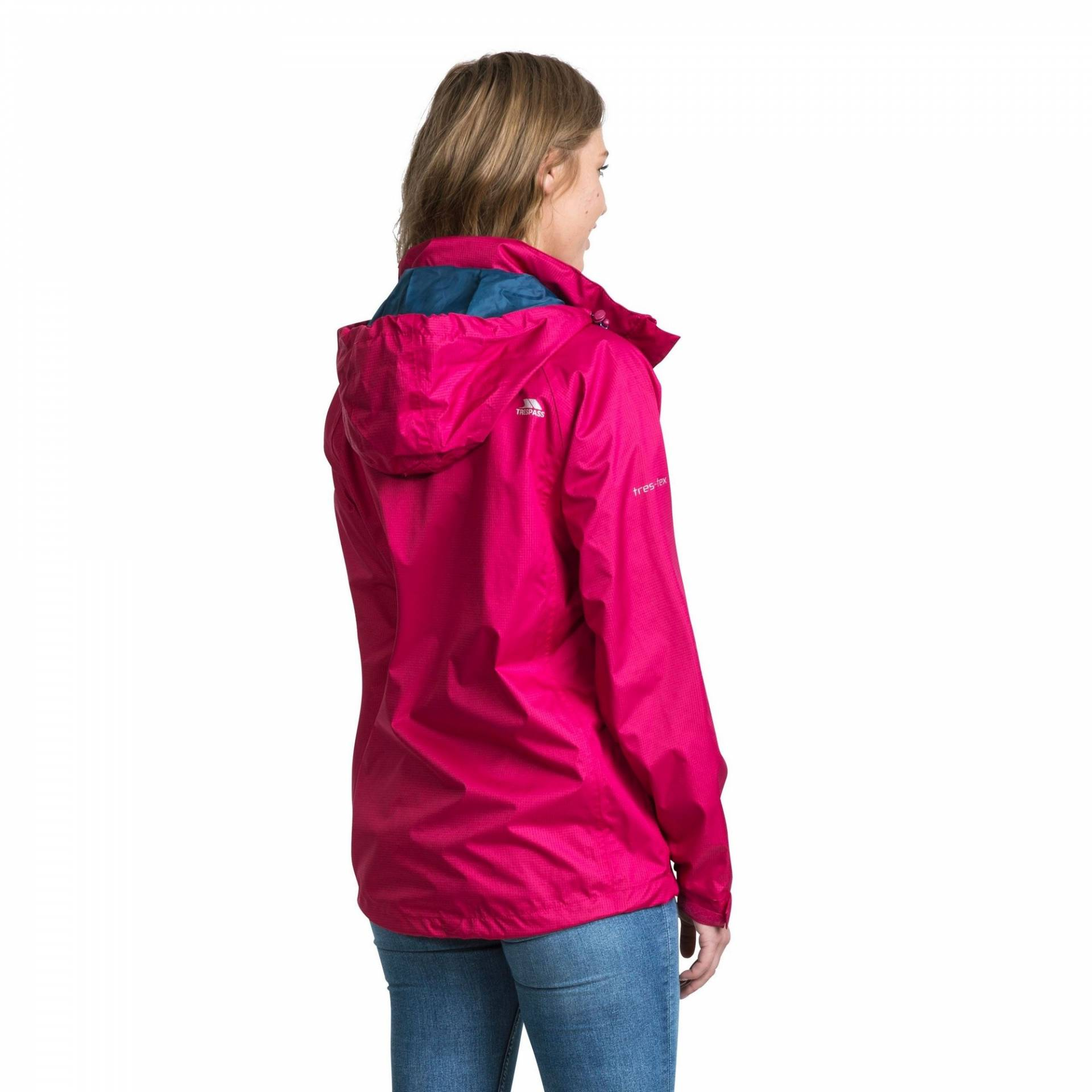 Trespass Outdoorjacke »Damen Jacke Lanna II mit Kapuze, wasserdicht« von Trespass