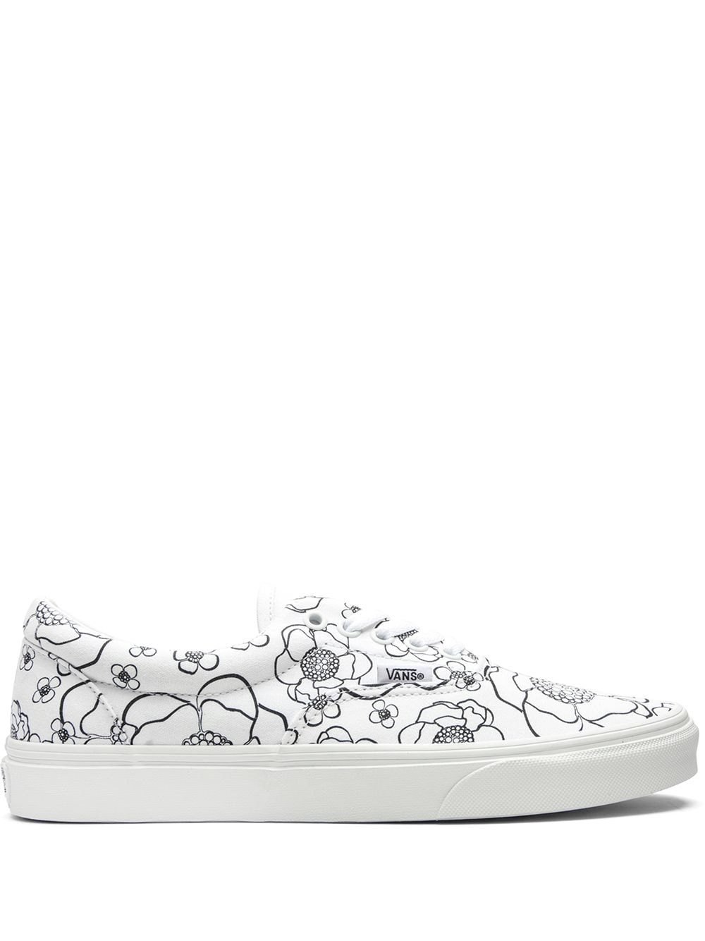 Vans Era low-top sneakers - White von Vans