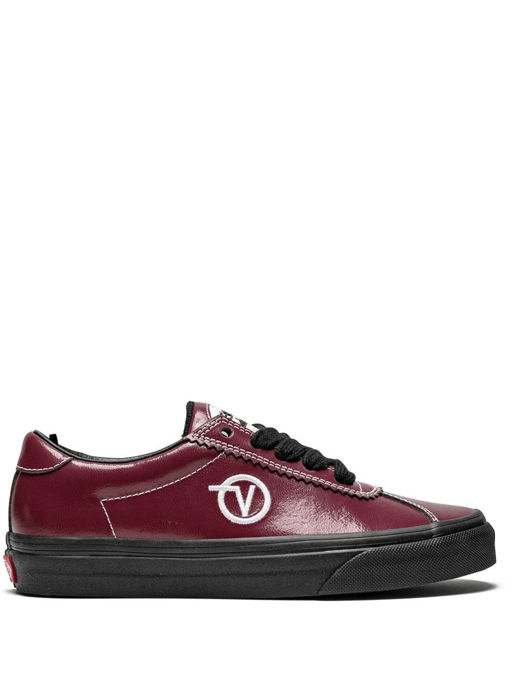 Vans Wally Vulc sneakers - Red von Vans