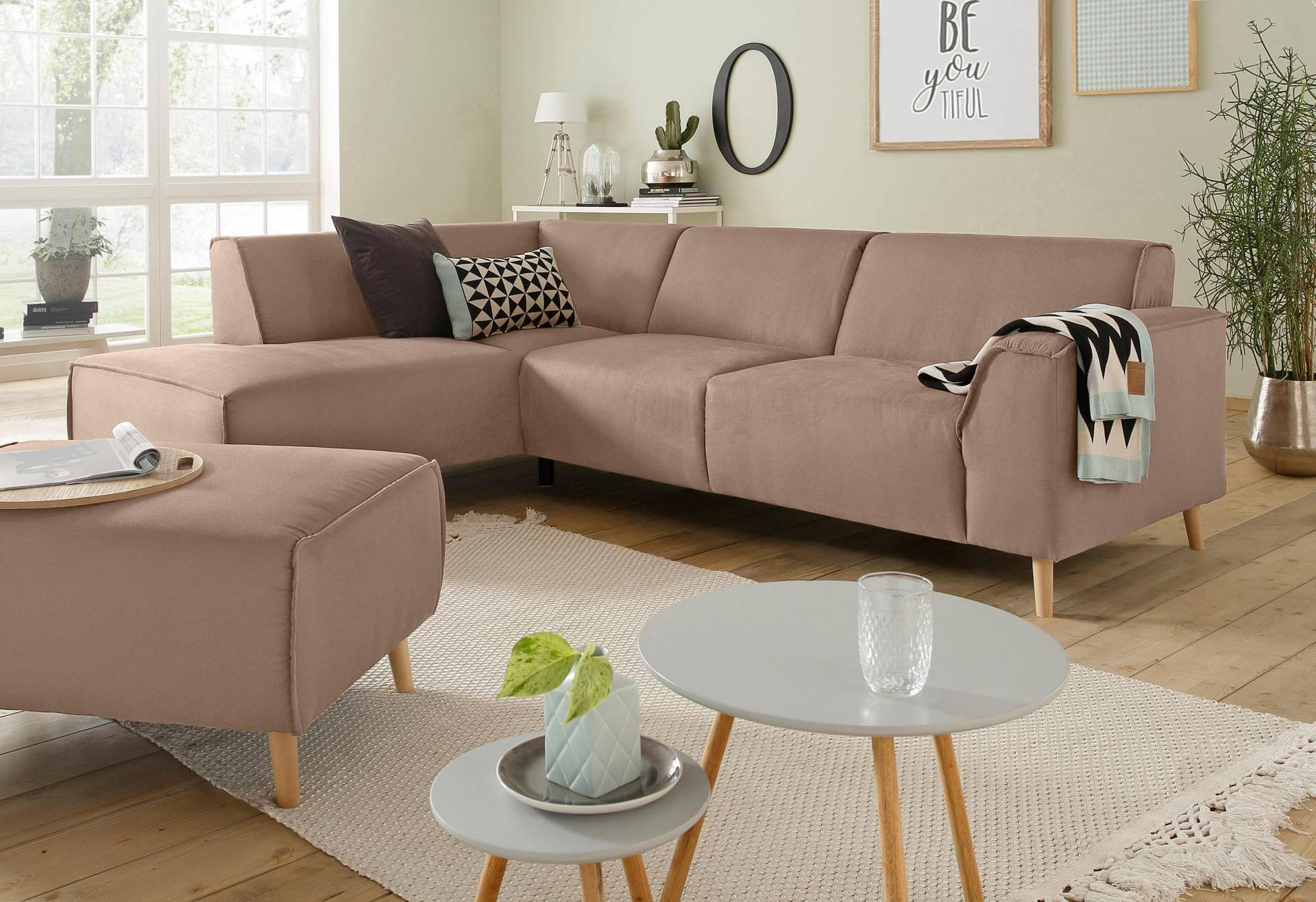 Home affaire Ecksofa »Julia« von home affaire